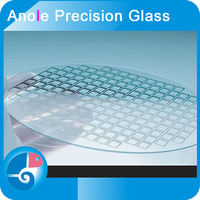 Anole clear crystal products micro electronic mechanical system high transmittance B270 borosilicate wafer soi