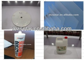 solar panel components:solar cell Frame aluminum solar panel glass Ribbon (tabbing wire, bus wire) Soldering Ribbon