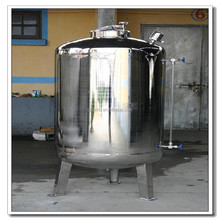 CX 2000Liter water tank/galvanized water pressure tank for cooling system