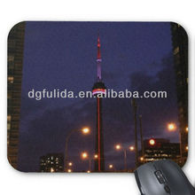 Commitment To Excellence rubber printable Mouse Pad