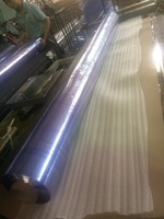 Chinese factory hot sales Normal clear pvc film