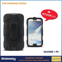 Good price universal smart case with wallet for samsung galaxy note 2