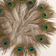 Peacock Feather Headgear Masquerade Carnival Party Feather Headdress Headpiece with Eye Mask