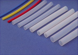 Nylon,POM,PP,PTFE,Plastic,PA Material and Square Head Code Plastic Ribbed Tube for Square Inserts