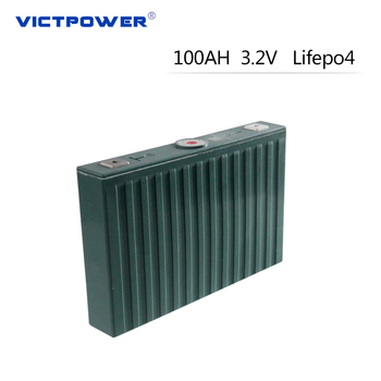 Recharge battery lifepo4 battery 3.2v 100ah for energy storage system