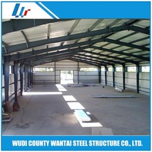 customized design steel structure residential building