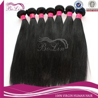 Grade 7A Virgin Hair Weave Wholesale Long Straight Peruvian Alibaba Stock Price