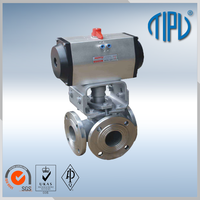 API standard ball valve dn50 drawing