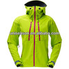 Women waterproof windproof softshell jacket with hood