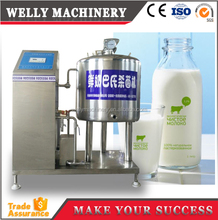 milk pasteurization price/ dairy milk pasteurization machine