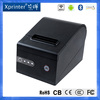 80mm thermal receipt printer USB Lan Serial SINGLE interface bill document printer receipt printer with auto-cutter