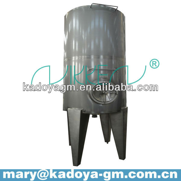 different size stainless steel galvanized ion diesel oil tank