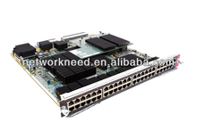Original Cisco Catalyst 6500 Module WS-X6748-GE-TX