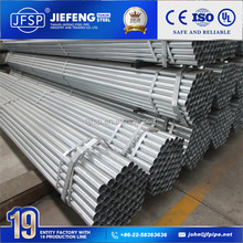 low price greenhouse gi pipe pre galvanized carbon round steel pipe half round plastic pipe