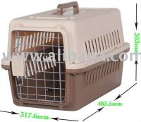 FC-1001 Plastic Dog Crate Pet Flight Cage