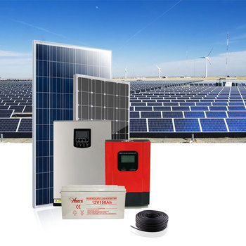 China products solar energy generator solar panel system 10kw