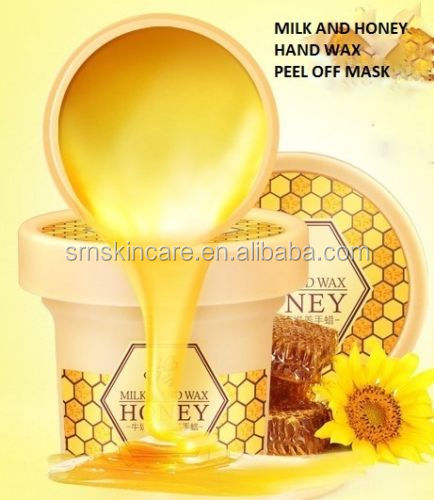 Milk and Honey Hand Mask Hand Wax Foot Mask Moisturiser Hand Foot