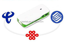 factory price ce and rohs 5200mah wifi power bank with mp3 and fm radio