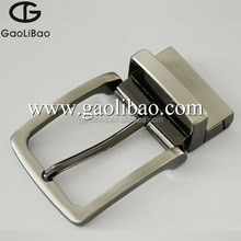 2014 Newly designed pin belt buckle with turning ZK-350631