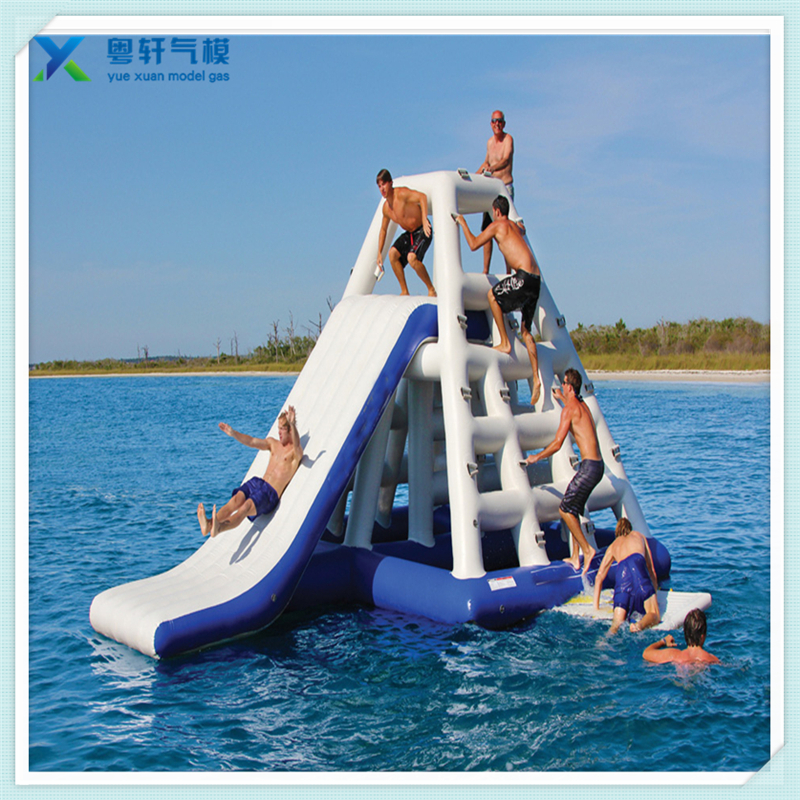 Inflatable rock water slide safe for adults water slide inflatable water park equipment toy