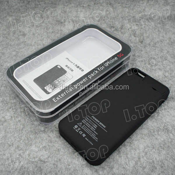 2200mAh for iphone 5 external battery charger Case For Iphone5