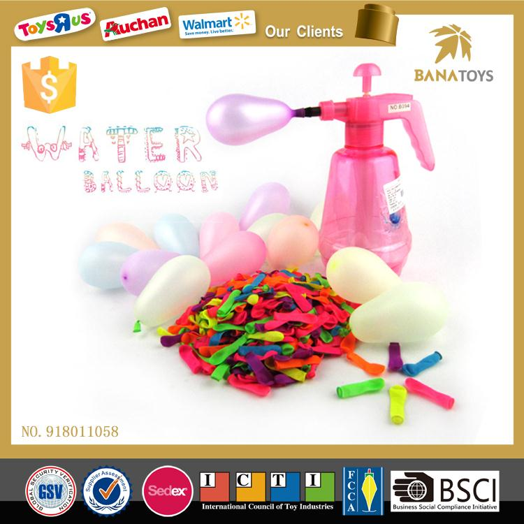 Wholesale party city supply colorful water balloon