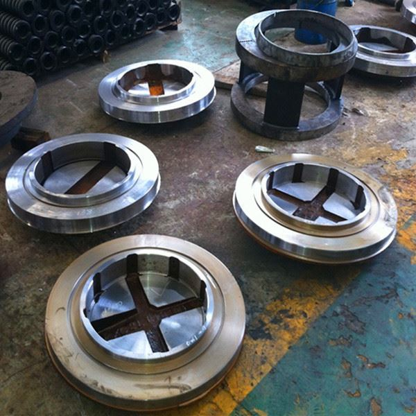 Easy maintenance crusher manganese concave for road construction