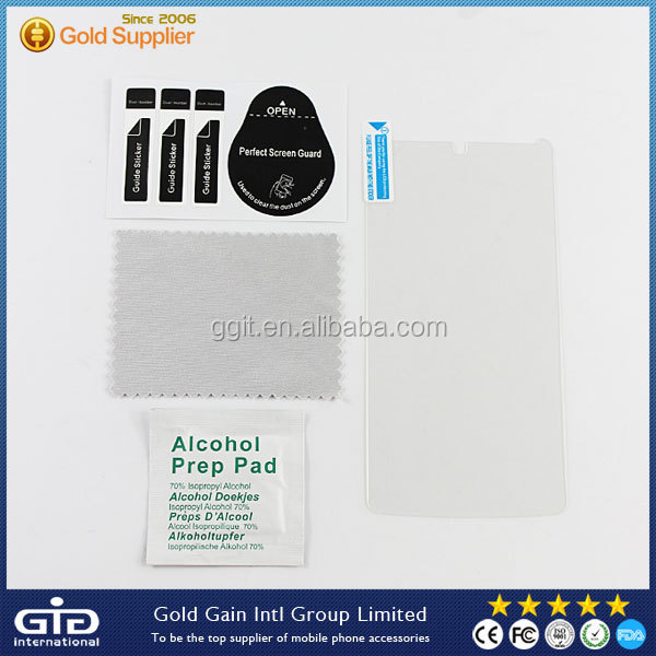 Hot Sell Clear Tempered Glass Screen Protector For Motorola XT1254