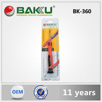 Baku New Product Top Class Laptop Screwdriver Repair Tool