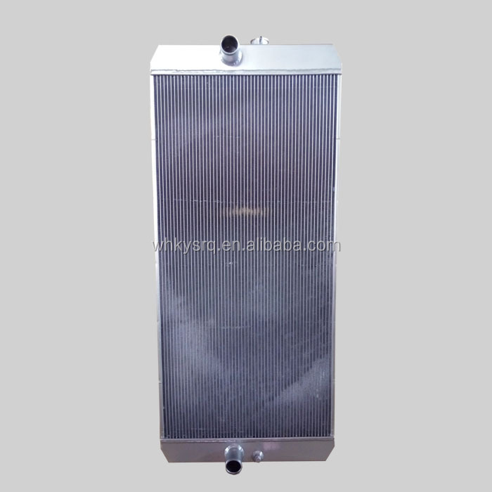 China factory Aluminum Excavator Radiator/Oil cooler E336D/E330D for cat excavator radiator