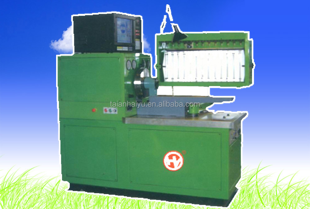 diesel injection pump calibration machine