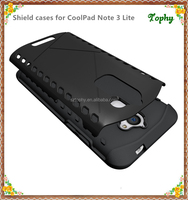 Top quality branded phone pc tpu case for coolpad note3 lite