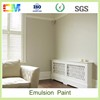 Superior Environmentally Friendly Building Coating Usage acrylic Latex Paint For Interior Walls