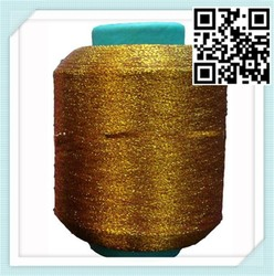 MX MH TYPE COPPER LUREX METALLIC YARN FOR KNITTING AND WEAVING LUREX YARN