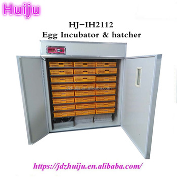 Factory Price Full Automatic 2000 chicken Egg Incubator price in kerala For Poultry Farm HJ-IH2112