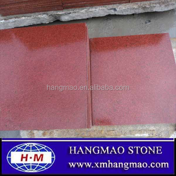 Hot sale Red dye granite