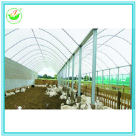 Agricultural And Commercial Tunnel Greenhouse