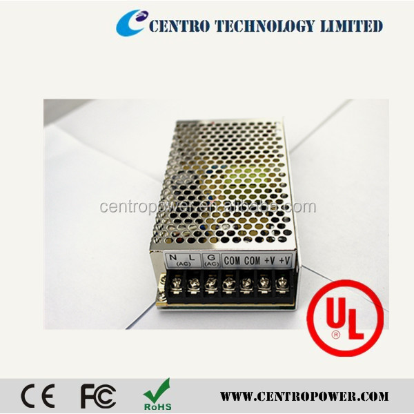 12V 10A 120W AC/DC Power supply with UL CE approval