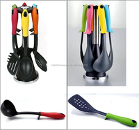 hot new design colorful products kitchen accessoriesHS1277A as seen tv/cooking utensils