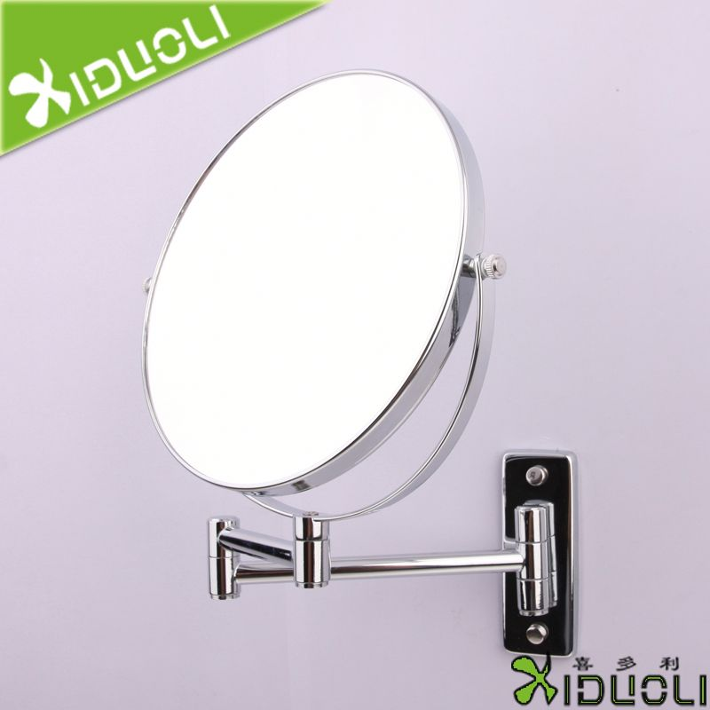 sheet stainless steel mirror finish,table mirror with metal base,foldable round metal mirror