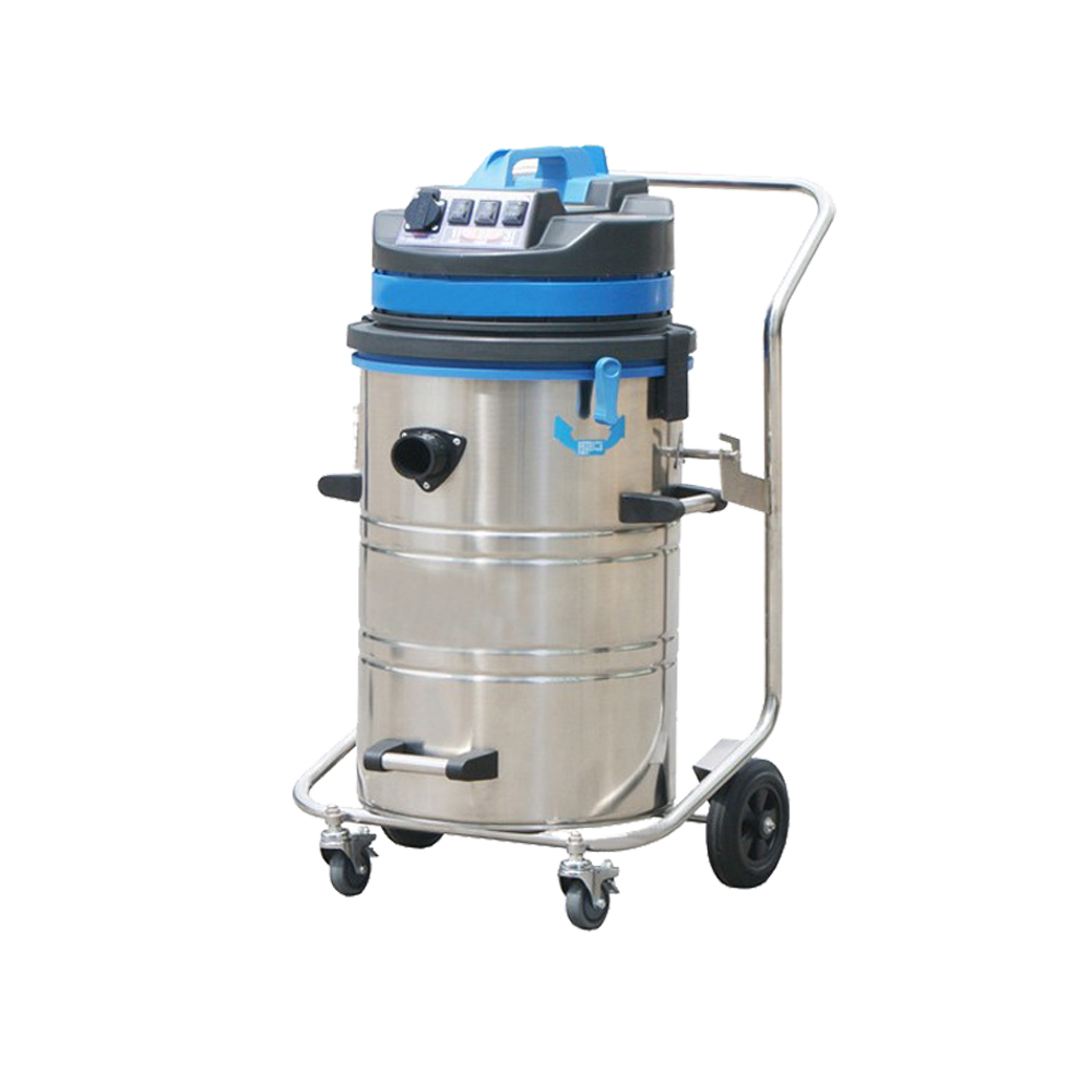 Wet and Dry Industrial Vacuum Cleaner for Concrete Grinder