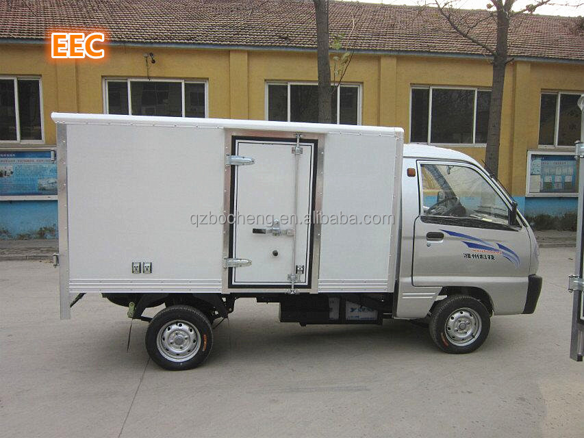 EEC approved high quality mini electric Van