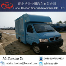 Light Truck Diesel 4x2 Mini cargo truck van