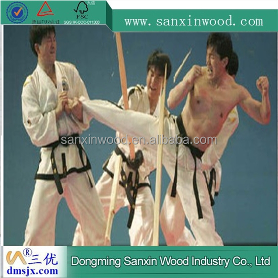 best choice of taekwondo paulownia panel