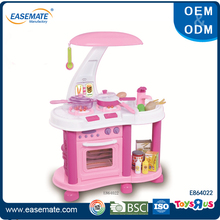 Newest cooking games pretend play kitchen toy for girls