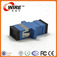 Telecom Equipment Single Mode SX UPC SC Optical Fiber Connector