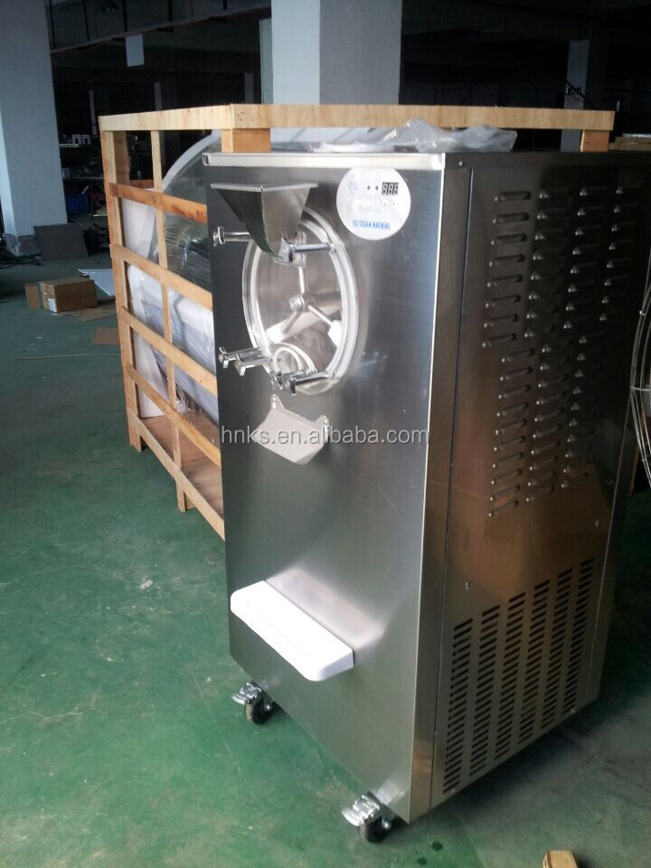commercial hard serve ice cream machine with cheap price