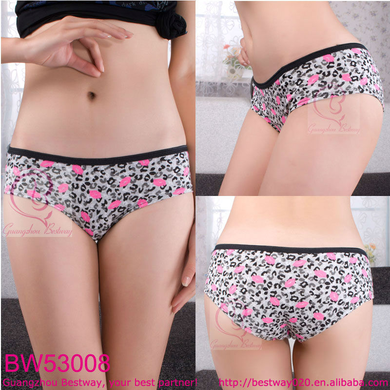 Hot sex photos of fashion new sex cotton fabric panty