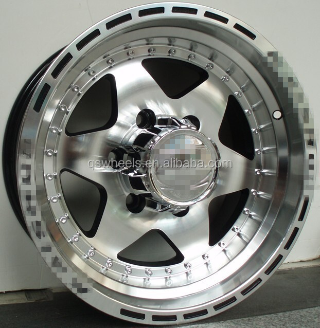 6 Hole 16 Inch Rims Fit : New style inch hole suv alloy wheel rim