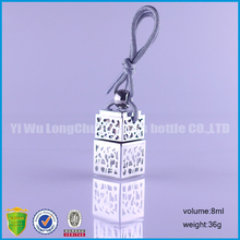 empty glass crystal car bottles fragrances 5ml wholesale